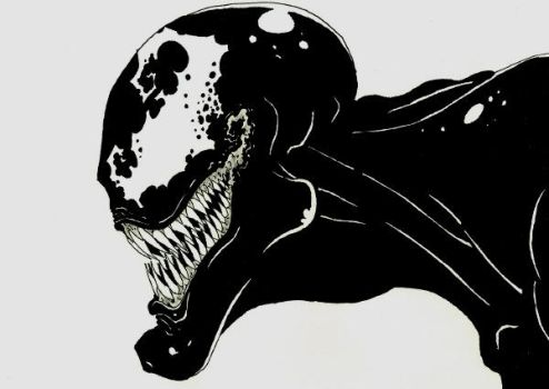 Venom by Mike-Hill