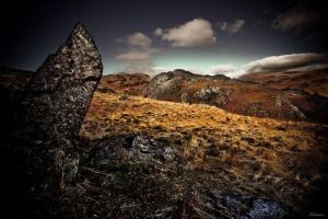 Whin Rigg Stone by Phil-Norton