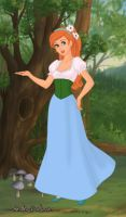 Thumbelina by AnneMarie1986