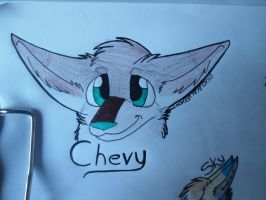 Chevy badge by Lockian