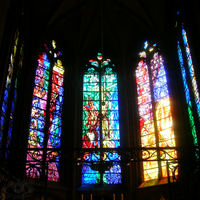 Stained Glass 2 by LenSpirations