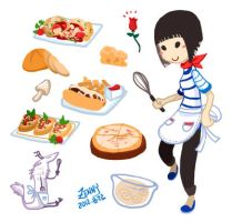 Let's cook by Zennore