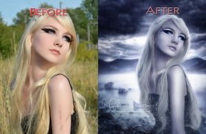 Before After 44 by FP-Digital-Art