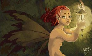 Fairy by Sences