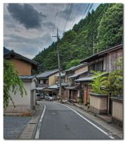 Rural Japan 2 by dragonslayero