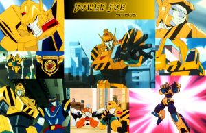 Brave Police Background - Power Joe by Erilmadith-Everyoung