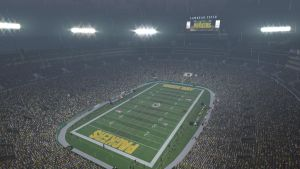 Lambeau Field by godtony3