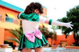 Sailor Jupiter by Treacly-stock