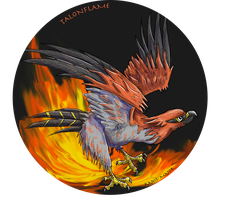 FIRE BURD by Kosmotiel