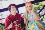 Star and Marco - Cosplay - Nachos Time! hehe by NeeHime