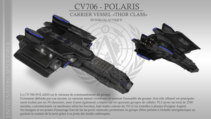 Stargate Polaris Task Group B1 by ZizZgfx