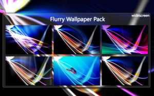 Flurry Wallpaper Pack by Live-VS-Vienna