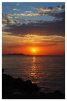 Ibiza Sunset by JessieMyers