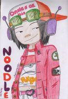 Noodle Dance or Die by FallOutGirlxD