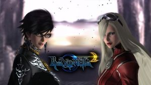 Bayonetta 2 Wallpaper by Creelien