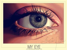 My Eye by toxicdesire