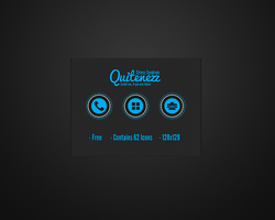 Stress Quitenezz Dark Pack by StressSyndrom