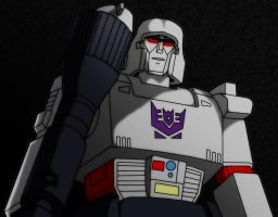 Megatron, Granddaddy Baddy by NightyIcons