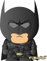 Batman Val Kilmer by bizklimkit