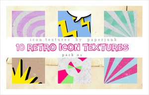 IT Pack 01: Retro by PaperJunk