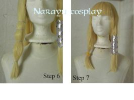 Zelda's hairstyle from Skyward Sword part 3 by Narayu