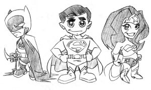Super Juniors by TimLevins