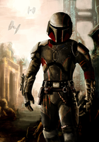 Mandalorian by Jay-R-Took
