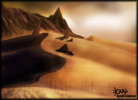 Under The Sands by Cloudymayday