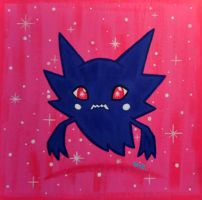 Haunter Painting by fuish