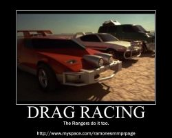Drag Racing by RazorRed