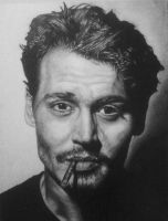 Johnny Depp by BrunoB86