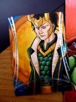 Marvel Premier Loki by KidNotorious