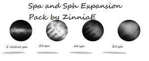 Spa Expansion Pack by ZinniaE by ZinniaE