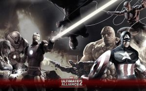 Marvel Ultimate Aliance 2 Wp2 by igotgame1075