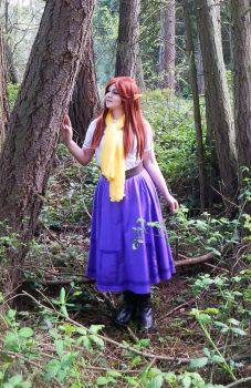 Malon: Exploring the Land by Kimmi-Cosplay
