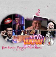 The Rocky Horror Glee Show by Rosaviva
