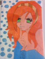 Red Head Manga Pro Markers  by Emox-Lovez