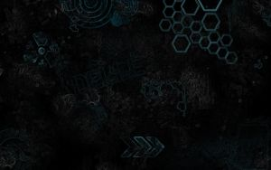 Dellee Grunge Wallpaper by atoemg