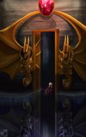 The Gate of the Dragons by DualityDreams