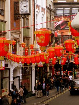 China Town by Dried-Mango-For-You