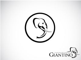 Giantino Branding w by 11thagency