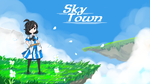 Sky Town Wallpaper1 by Jump-Button
