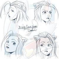 Bianca face sheet (Sketch) 7-17-14 by DamnEvilDog
