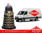 Skaro Pest Control by TehSethalophagus