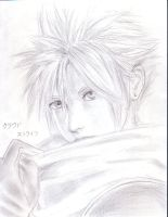 Cloud Strife by ReiXJune