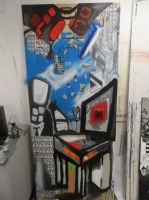 Molotow arcade by Overseer101