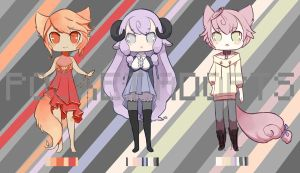 Elles-mini adopts batch 5 [3/3 sold]-STORMY UPDATE by p-o-c-k-e-t