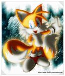 """Miles """"Tails"""" Prower by SubrosaEnigma"""