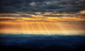 Gods Fingers by PhotoAlterations
