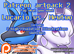 Patreon pay what you want artpack 2 by NekoCrispy
